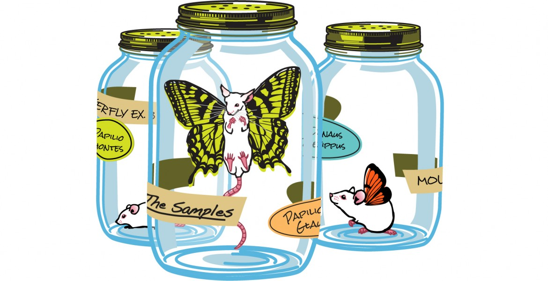 Mouserflies