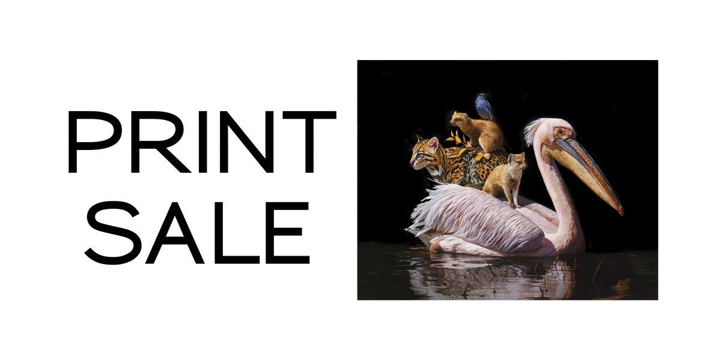 Uneasy Truce Print Sale